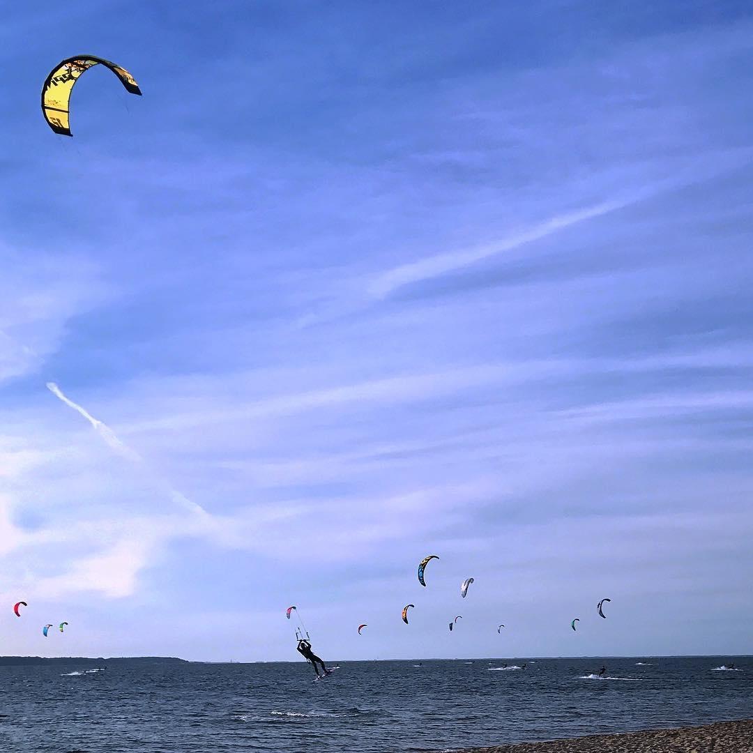 kitesurfing surfing rewa rewasurf photosun photooftheday happytime  holiday familyholidayhellip